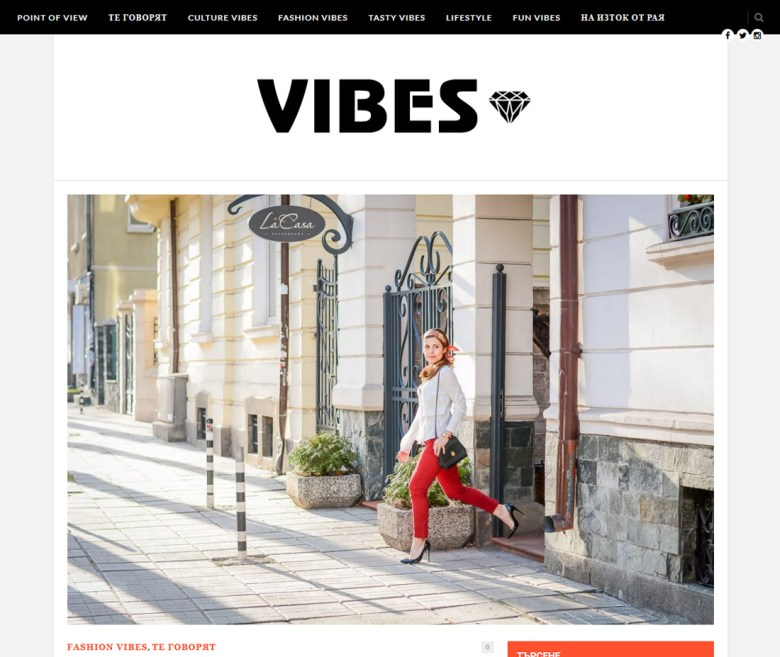 Vibes Fashion bloggers