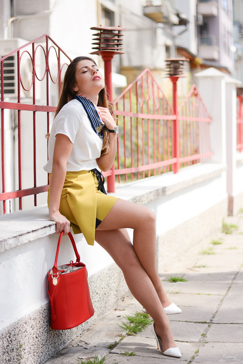 Mustard-Wrap-Skirt-Top-Secret-Spring-Outfit-Fashion-Blogger-Denina-Martin-8