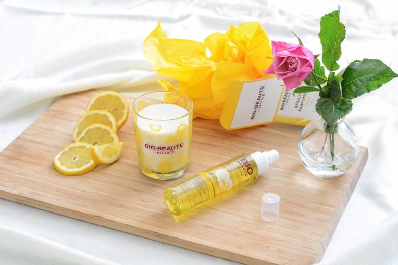Nuxe Biu Beaute Tonning Nourishing Satin Touch Oil