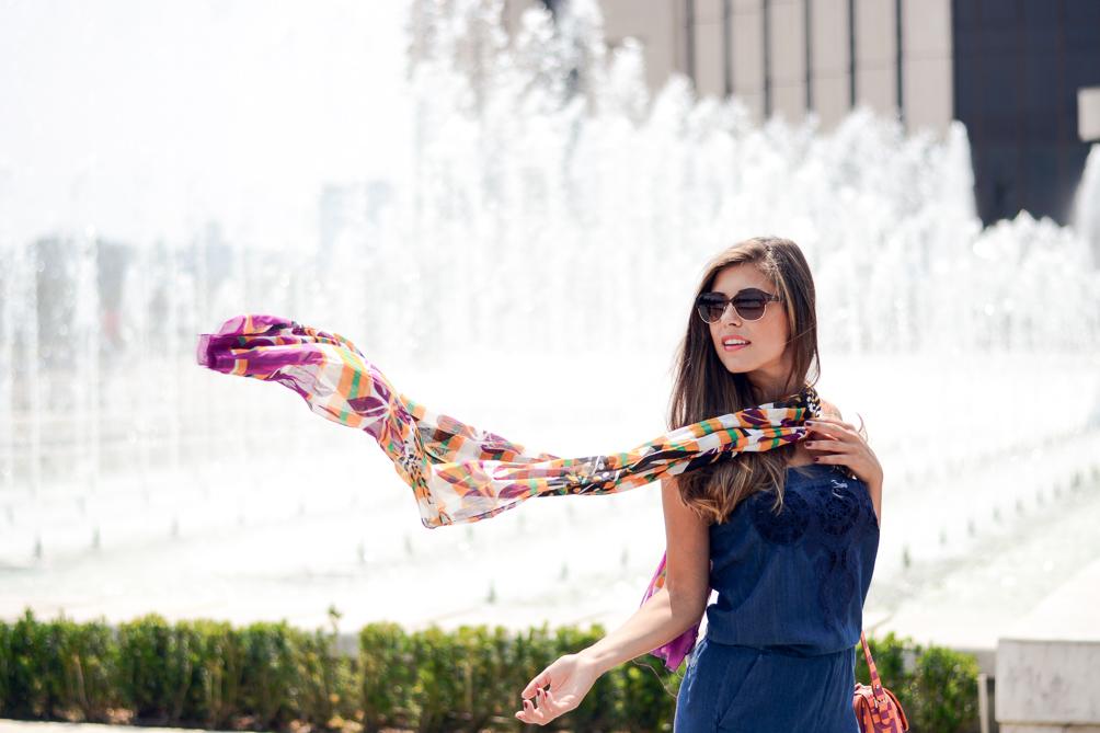 Liu Jo Fashion Blogger Denina Martin