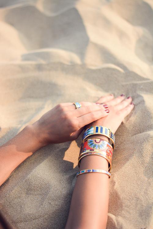 Pharaoh Freywille Egyptian Collection Bracelets