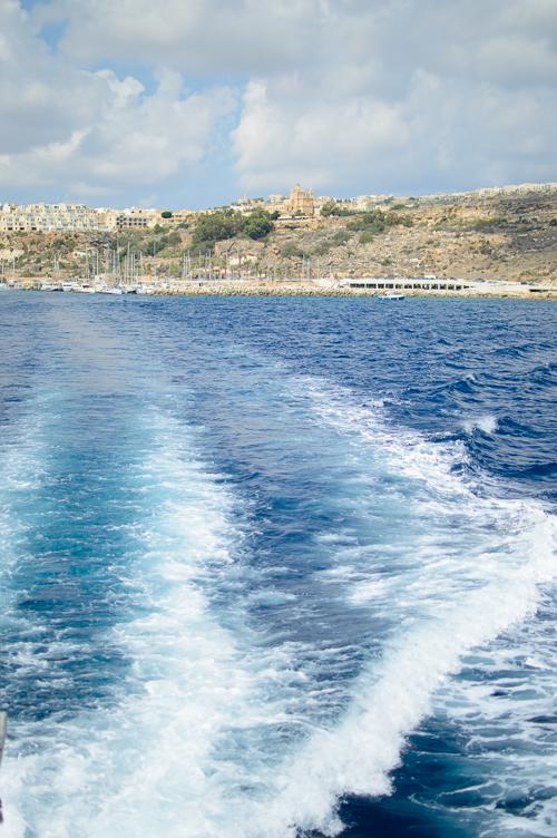 Boat trace