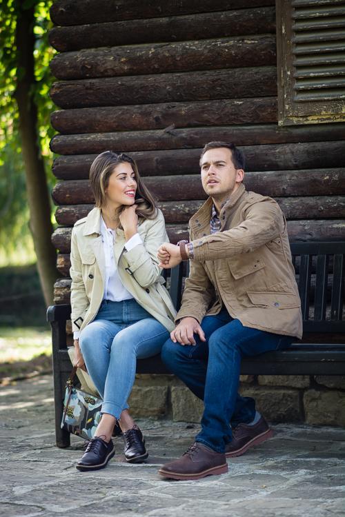 Fashion days adventure style traveller couple Ruslan & Denina