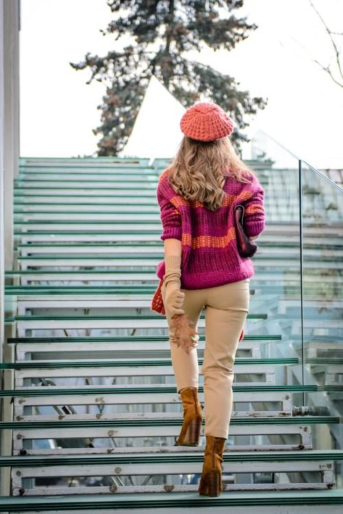 Denina Martin Benetton sweater