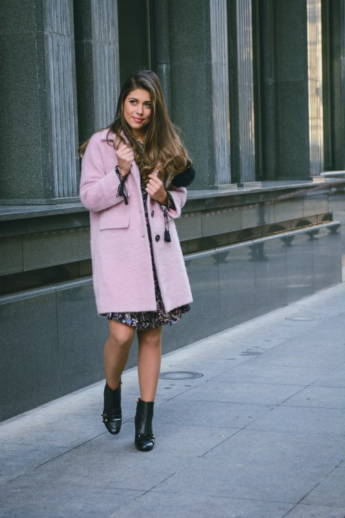 MDL max co pink coat