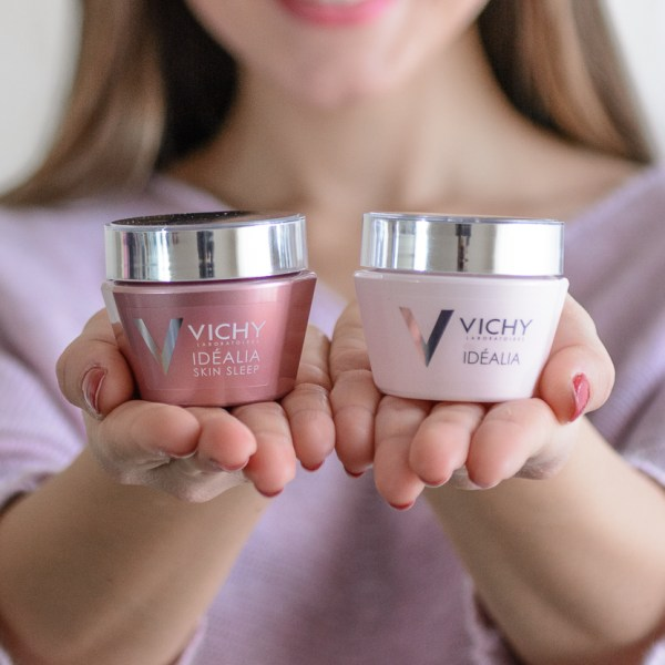Vichy Idealia beauty products Dec2016