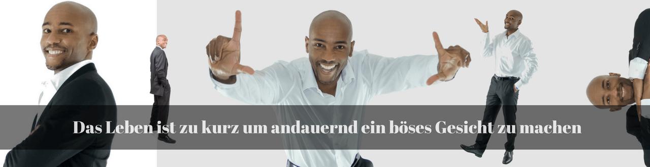 Denis Dominguez - Der MotivAteur / Bitte Lächeln
