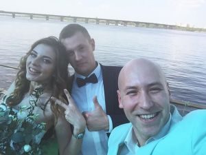Свадьба Саши и Алены в Киеве