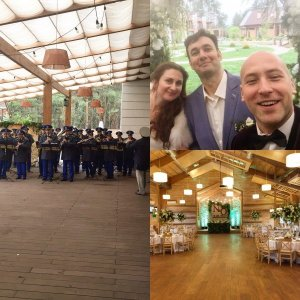 13 мая свадьба Олега и Наташи