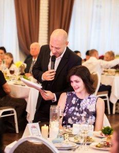 Ведущий свадьбы Киев