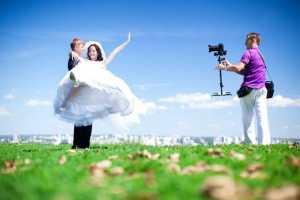 Видеооператор на свадьбу Киев