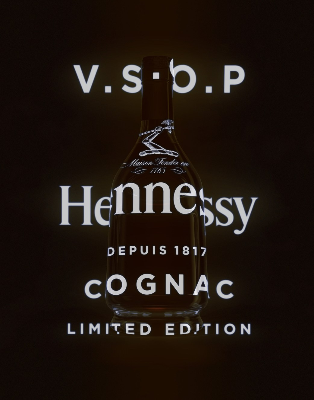 HENNESSY VSOP COLORS NO LIMIT by