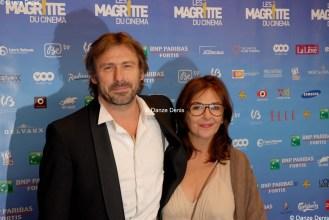 Les Magrittes du cinéma 2011 - Bernard Yerlès