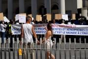 Manifestations contre le racisme et la xénophobie