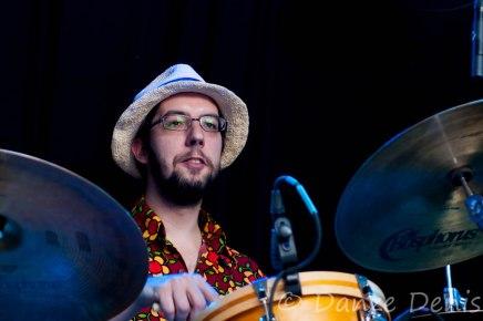 Batteur : Daniel Duchateau