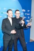 Meilleur(s) realisateur(s): Stéphane Aubier et Vincent Patar pour Ernest et Célestine