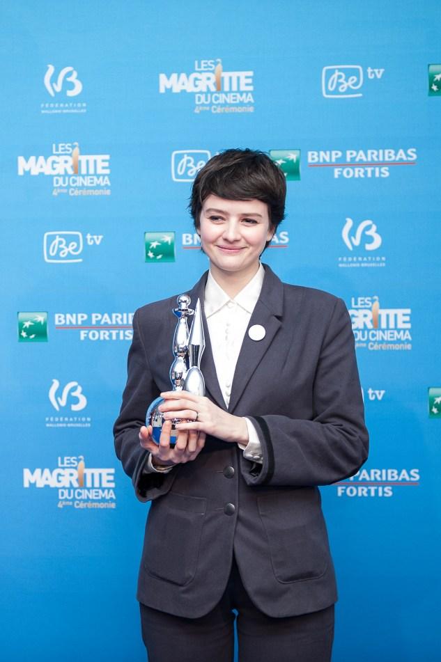 Meilleure Actrice Pauline Etienne dans La religieuse