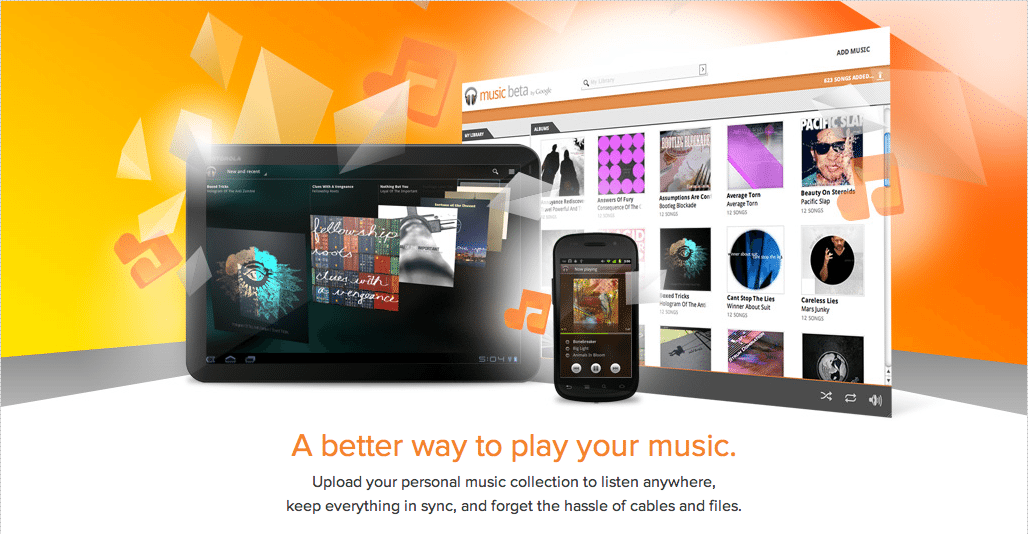 Music Beta by Google