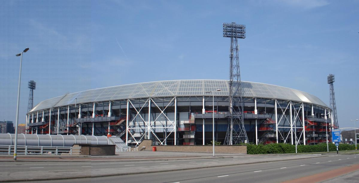 Rotterdam Feyenoord Stadion