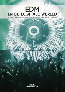 Boek Cover EDM