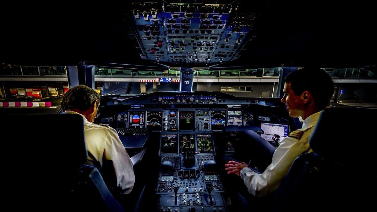 Cockpit = raamwerk