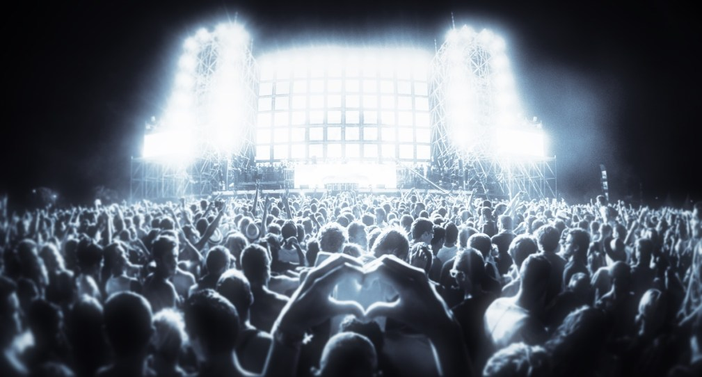 DJ op Festival