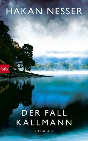 Cover Roman Der Fall Kallmann