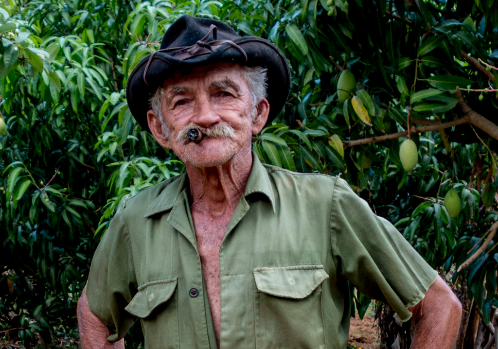 Cuba Dundee?