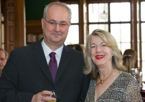 Ian Dale and Denise Barnes