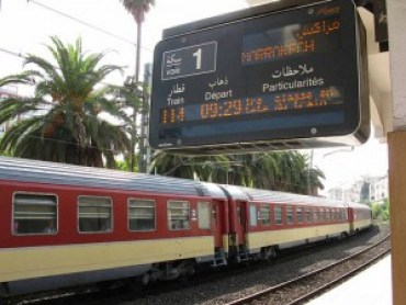 marrakech train