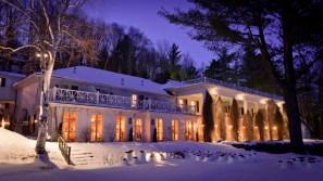 Mariage au Québec   Hotel North Hatley