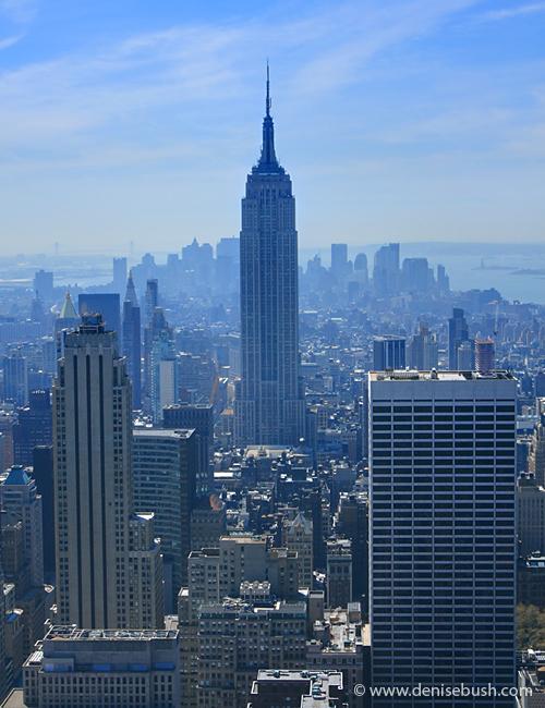 'Empire State Building' © Denise Bush