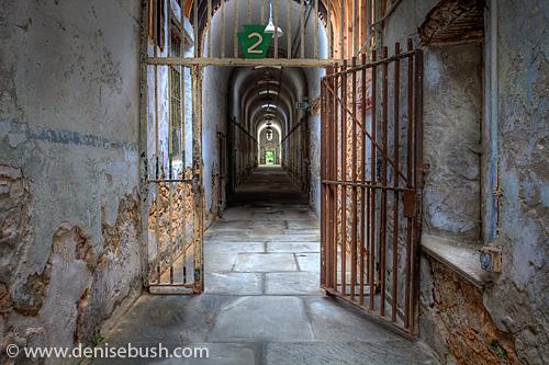 'Behind the Bars' © Denise Bush