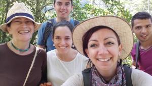 Walks in coffee region Colombia