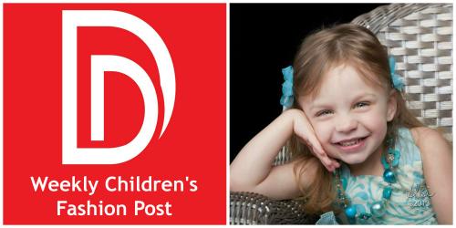 Weekly Children's Fashion Post