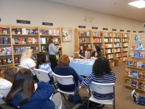 book signing 195