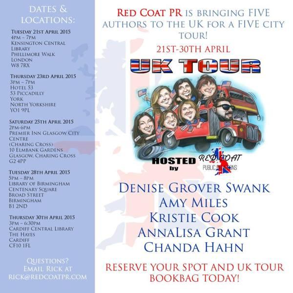UK Book tour graphic