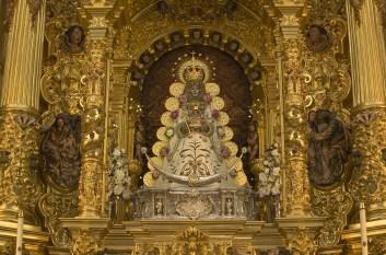 El Roc�o Statue