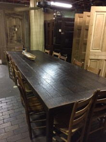 Looking for a massive family table? I think I just found it!