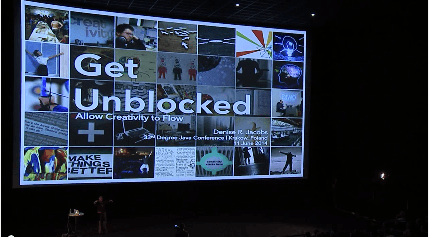 Get Unblocked @ 33rd Degree Conf 2014