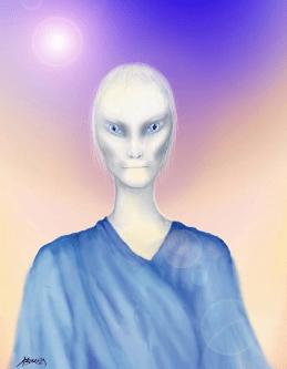milk-white ET by Keshara