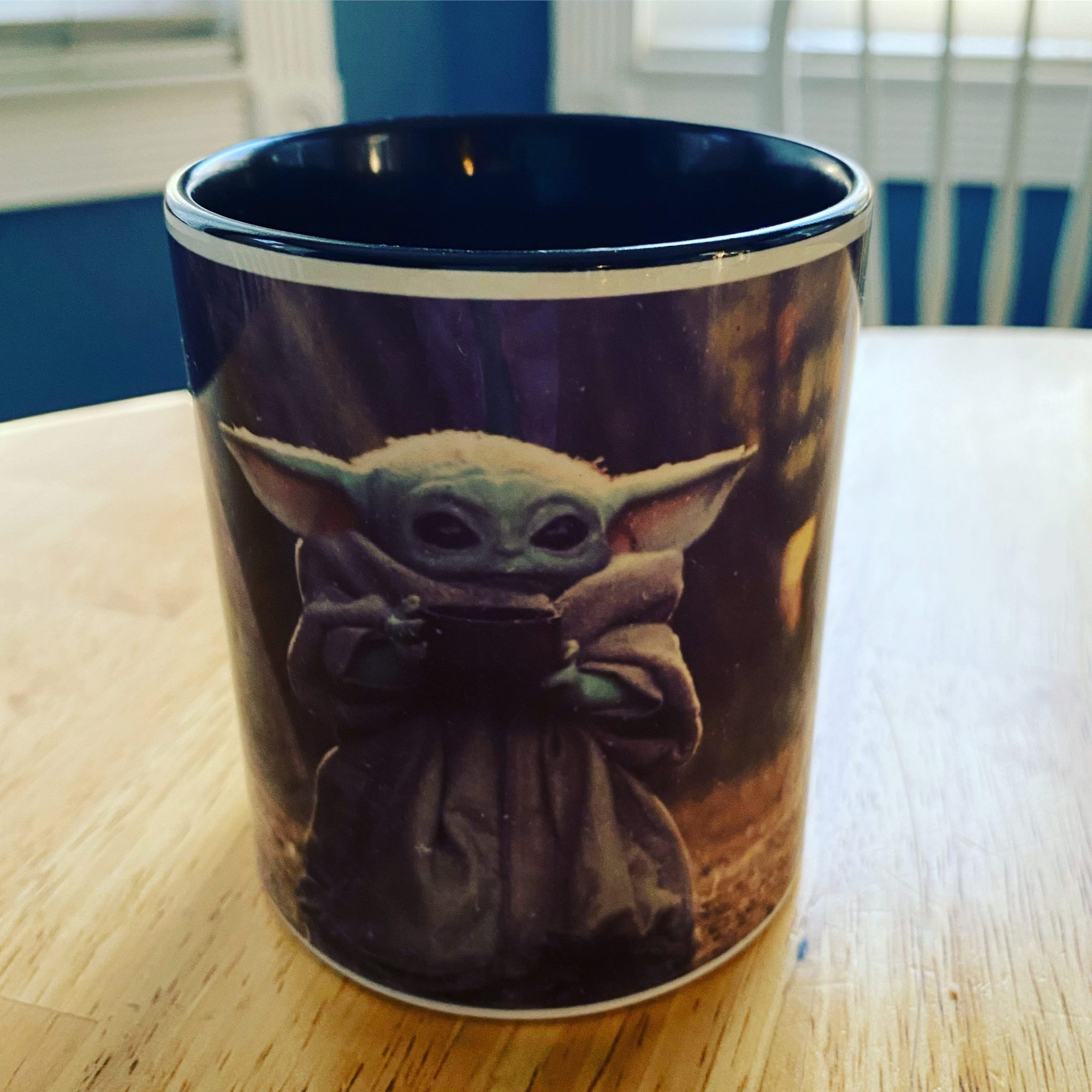 Baby Yoda coffee mug #disneymugs denise m. colby post
