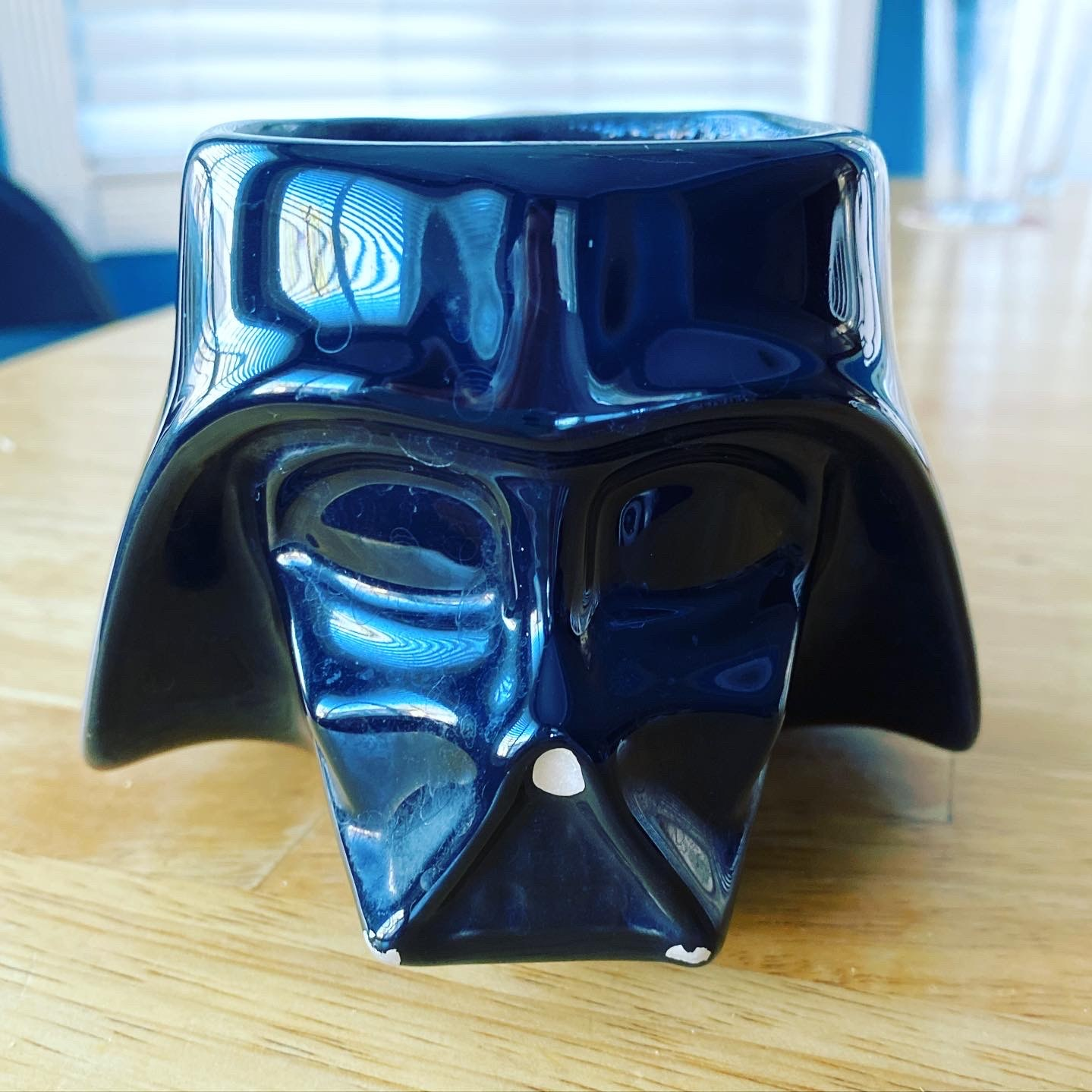 Darth Vader coffee mug photo denise m. colby #disneymugs post