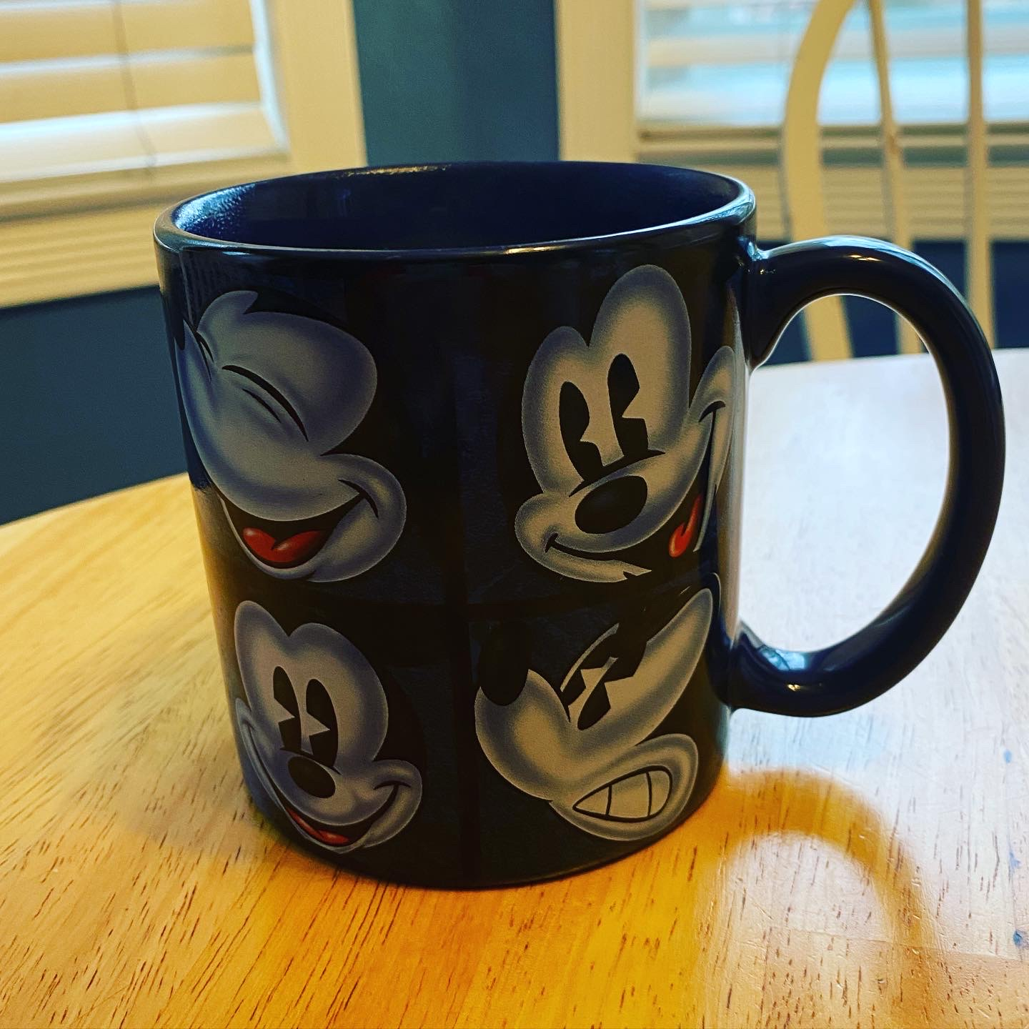 Mickey Mouse faces coffee mug photo for denise m. colby #disneymugs post