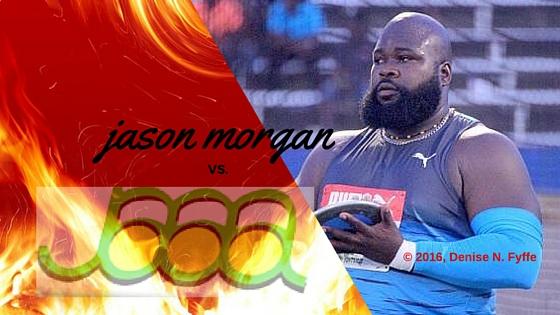 2016 Rio Olympics: JAAA vs. Jason 'Dadz' Morgan