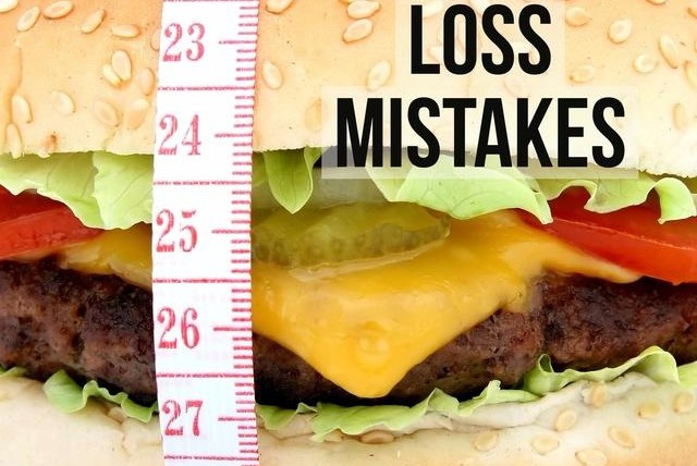 Trying to lose weight? Don't make these mistakes.