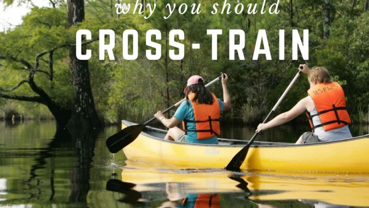 Healthy Living: Why We ALL Need To Cross-train