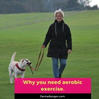 Why you need aerobic exercise.