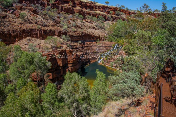 Fortescue Falls, Karijini, Western Australia
