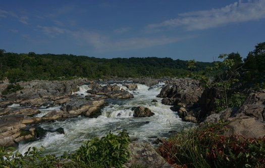 Great Falls Overlook (MD side)